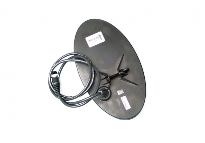Катушка эллиптическая Double D 10 Minelab H 18.75 кГц для MINELAB X-TERRA T54(505), T74(705)