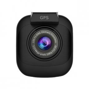 Автомобильный видеорегистратор Sho-Me UHD 710 GPS/ГЛОНАСС